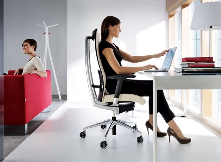A New Ergonomic Chair Might Change Work Forever