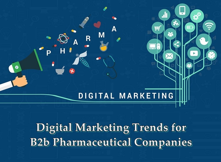 Digital Marketing Trends for B2B Pharmaceutical Companies